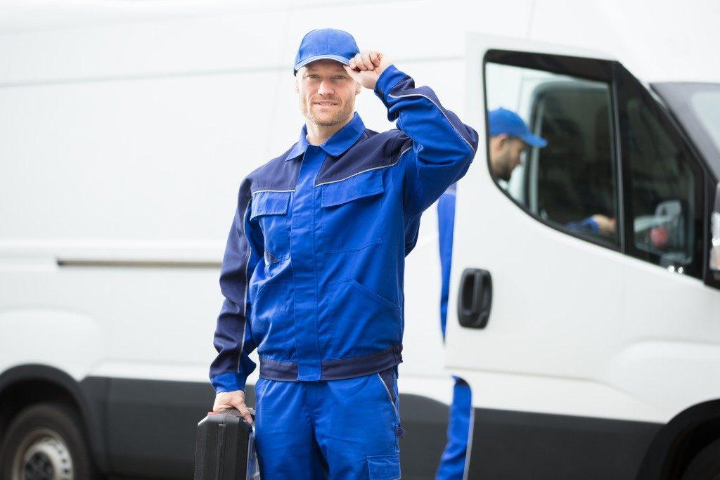 maintenance guy
