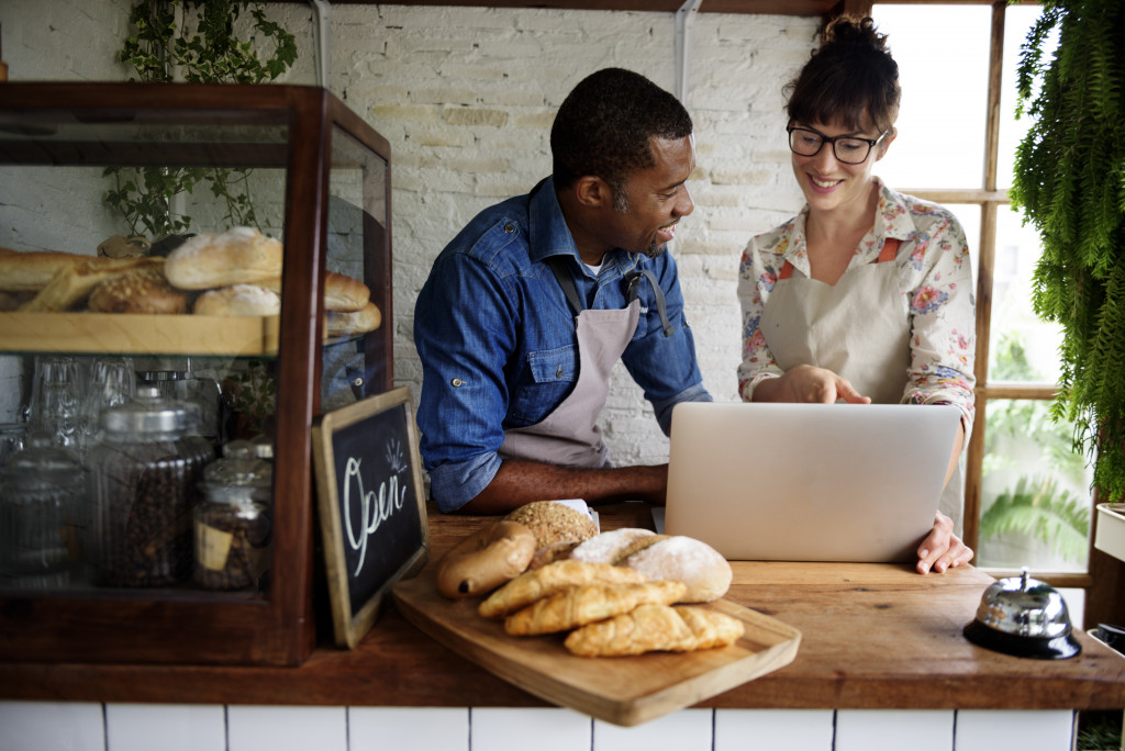 small bakery